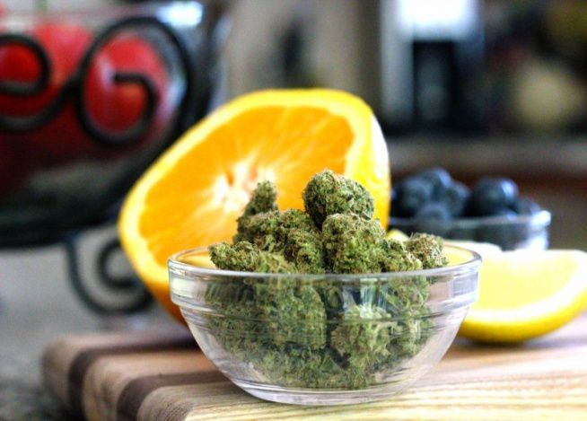 aromas are quality cannabis traits