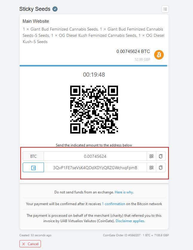 coinbase step 3